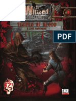 Wicked Fantasy Factory #00 - Temple Of Blood (1St)