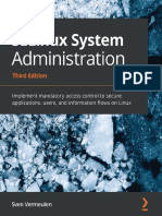 Packt - SELinux System Administration - Third Edition, by Sven Vermeulen