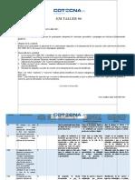 Taller 04-Información documentada ISO 14001.2015