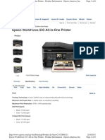 Epson Workforce 633_Spec