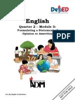 English10_Q2_Mod3_FormulatingAStatmentOfOpinionOrAssertion_V4.docx
