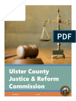 Justice and Reform Plan Draft for Public Comment