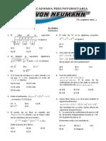 SEMINARIO-Álgebra