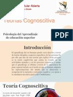 Teoría cognistiva A
