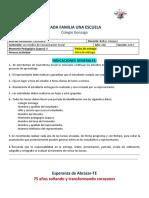 2do año - Castellano - Primera actividad (2L).doc
