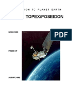TOPEX Poseidon Press Kit