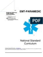 New EMT-P Curriculum[1] Copy