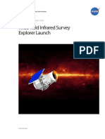 Wide-Field Infrared Survey Explorer Launch Press Kit