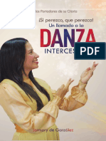 Un Llamado a la Danza Intercesora – Jormary de González