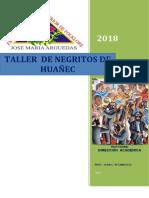 Separata Negritos de Huañec