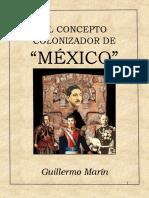 El concepto colonizador de México.pdf