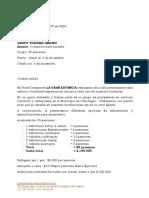 TURISMO ANDINO - alvaro 35 per