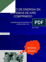 AHORRO DE ENERGIA EN SISTEMAS