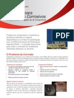 Catálogo Filtragem para Ambientes Corrosivos