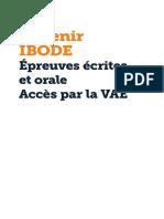 - Concours IBODE - Annales corrigées et accès VAE_ Devenir infirmier de bloc opératoire (2015, Elsevier Masson) - libgen.lc