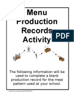Menu_Production