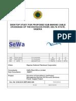 STUDY FOR 33KV SUB-MARINE CABLE CROSSINGS.pdf