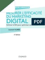 mesurer efficacite mkg digital