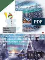 POVESTEA OMULUI DE ZĂPADĂ- DESPRE DĂRNICIE.ppsx