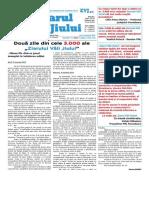 Ziarul Valea Jiului 3000