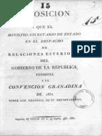 Informe 1831