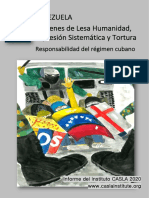 Informe Instituto Casla 2020
