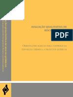 Avaliação Qualitativa de Riscos Químicos - Fundacentro -1