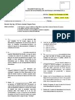 Examen Parcial - Topicos Especiales de ISI (1)