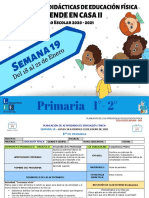 1°y 2° Primaria EF Semana 19-LEF Antonio Preza
