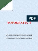topografía UNI