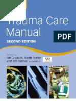 trauma care manual