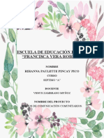 ESCUELA de EDUCACIÓN BÁSICA Medios de Comunicación Comunitarios.