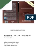 Metodologia de La Investigacion Educacional - CAMACHO,JORDAN,CONTRERAS