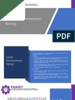 MODULE 5 Lesson 3 C++ Environment Setup