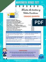 6. LISTA DE TEXTOS Y UTILES