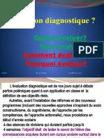 Pourquoi Evaluation diagnostique (3).ppsx