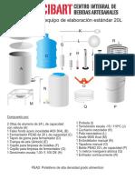 Instructivo Equipo Estándar 20 lts - Hobby.pdf