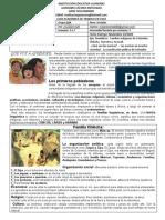 Guía 2 sociales 4°