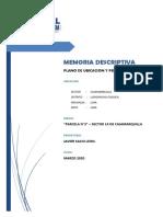 Memoria - PARCELA 3 - Javier Sacio.pdf