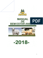Manual Bem Estar Animal Abvaq 2018
