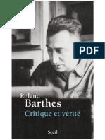 Roland Barthes - Critique et vérité-Seuil (1966, 2002).pdf