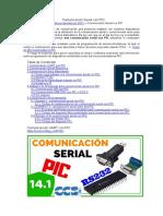 Comunicación Serial con PIC