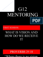 G12 MENTORING