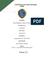 Tarea 1.1 Psicologia Social I Maria M. Ledesma G..docx