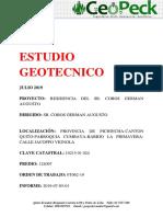 Estudios Geotecnico 1