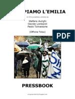 """Il Pressbook di """"Occupiamo l'Emilia"""""""