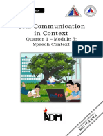 Copy of oralcommSHS_q1_mod5_speechcontext_v4