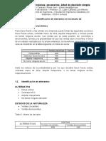 Teoría de Decisiones-si111v- Examen Parcial - Parte 1 -Ciclo 20-2