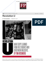 Revolution U - By Tina Rosenberg _ Foreign Policy
