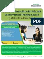 Online HR Generalist Training Course Content